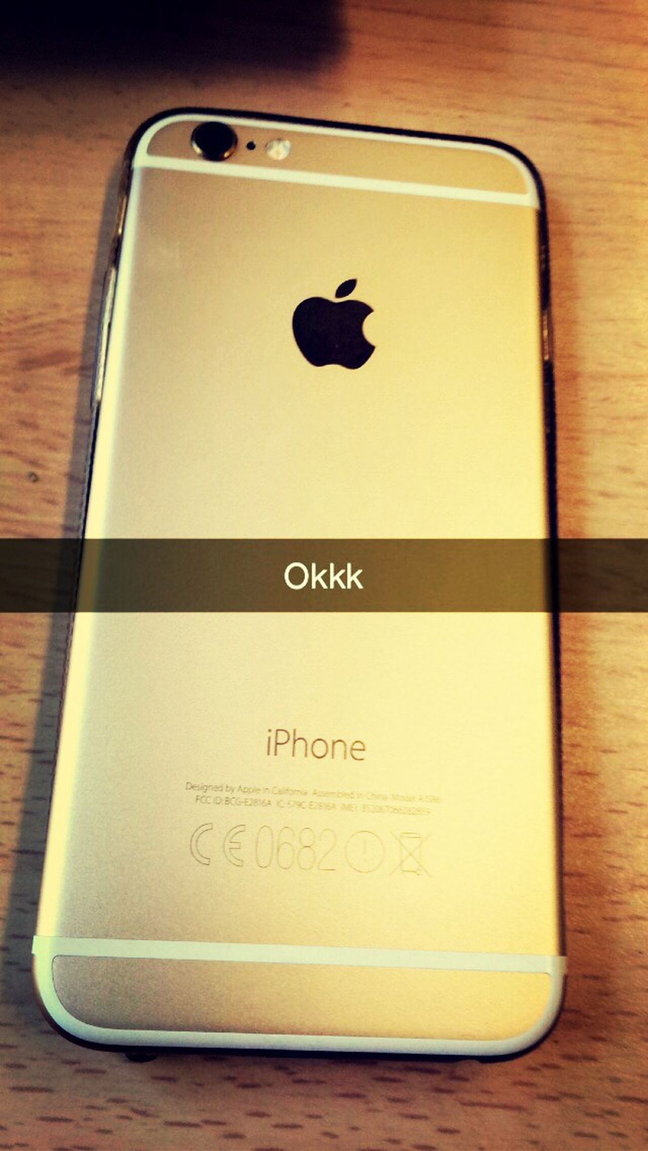 Mynewphone oklm ✌️