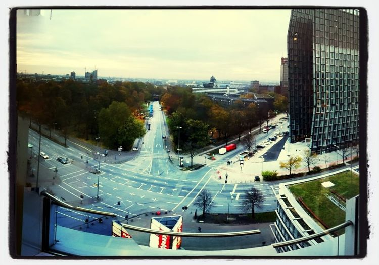 awesome view is awesome #adc12 #shamelessplug