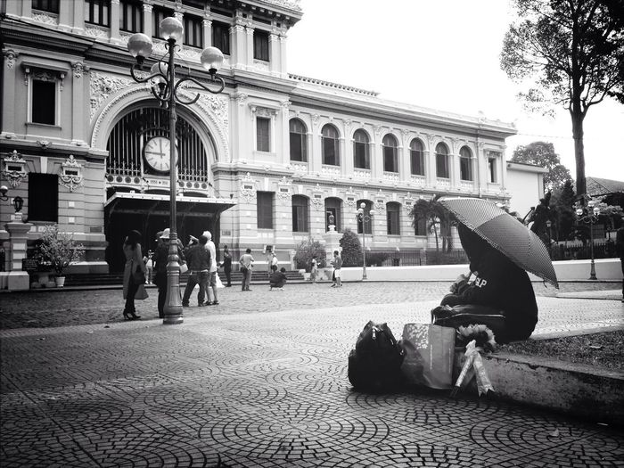 Homeless. Blackandwhite Portrait Your Photo For Social Change By PhotoPhilanthropy People