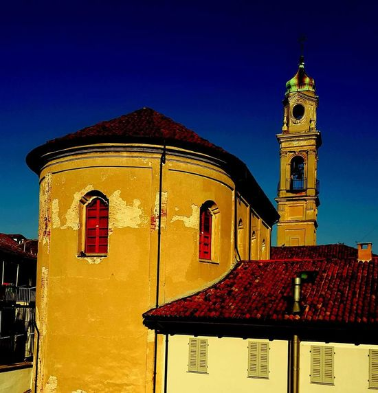 No People Outdoors Architecture Clock Tower Day Building Exterior Clock Sky Astrology Sign Vercelli Piemonteturismo Piemonte Piemontexperience Piemonte_city Piemonte👍🏻 Piemonte_super_pics Piemonte_best_pics Chiesa Chiese Church Churches