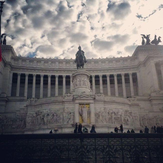 Altare della Patria Roma Capitale City Town Citta Aperta  Italia