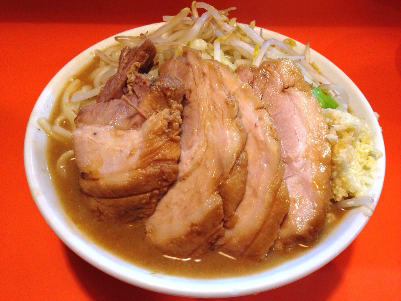 千葉の 二郎系 ラーメン の中で一番好き♪ Ramen Japanese Food