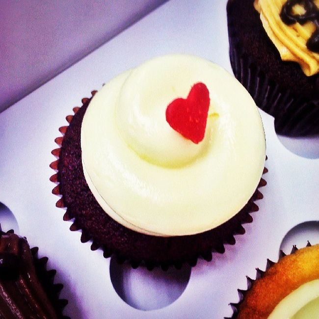 Hearty cupcake Twelvecupcake