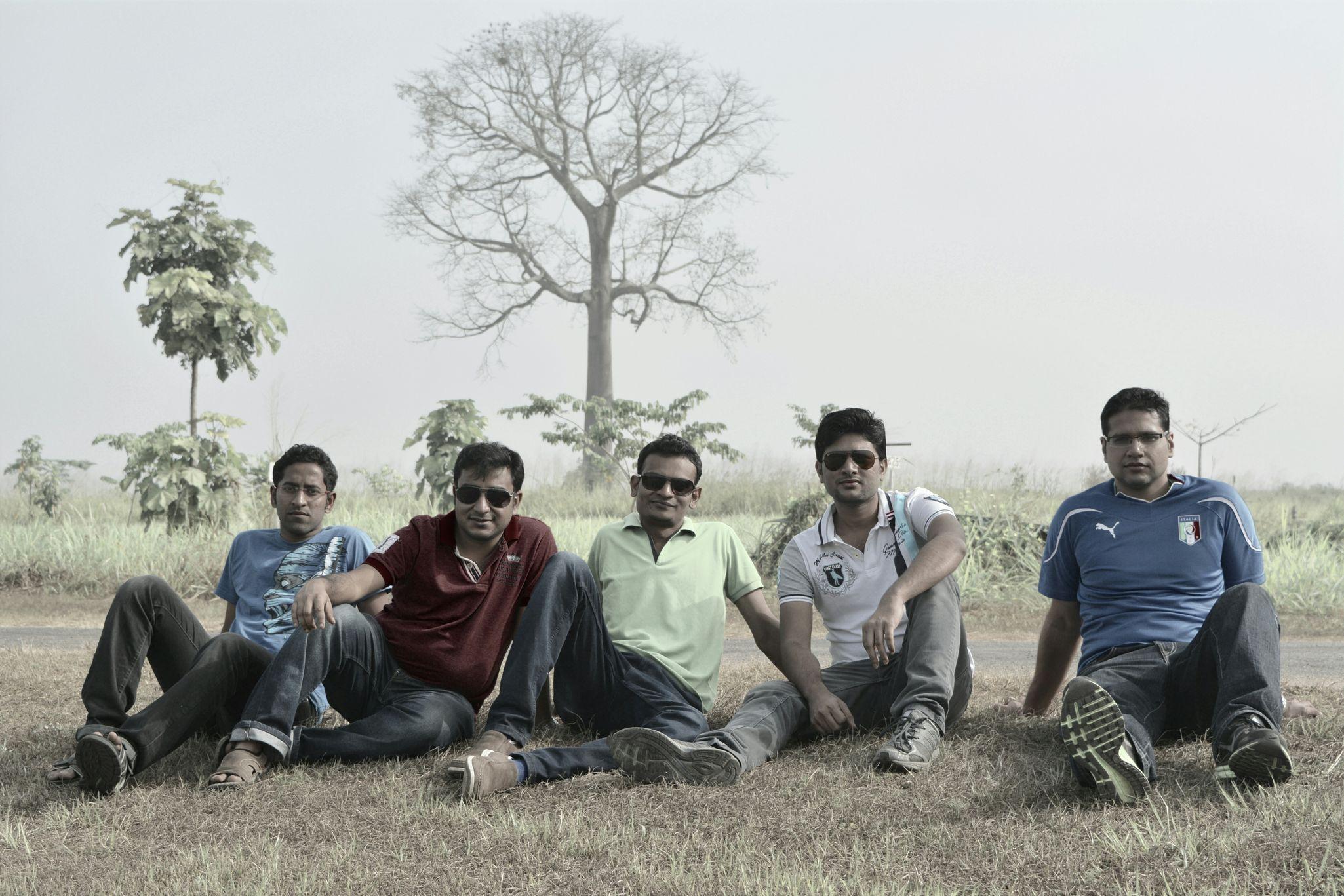 Friends ❤ Outings  IITA IBADAN