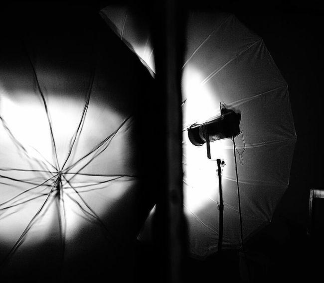 in the studio with jennphotography Nikon D7000 Canada NikonLife Canada Coast To Coast Monochrome Studio Photography Strobes Umbrellas Reflection Through The Window