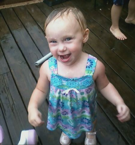 Capture The Moment Childsplay Everyday Joy Playing In The Rain Enjoying Life Pickens South Carolina