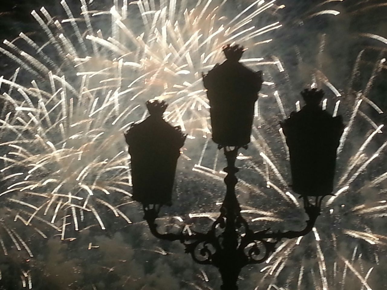 Celebration Arts Culture And Entertainment Firework Display Sparks Night No People Lightpost Monaco
