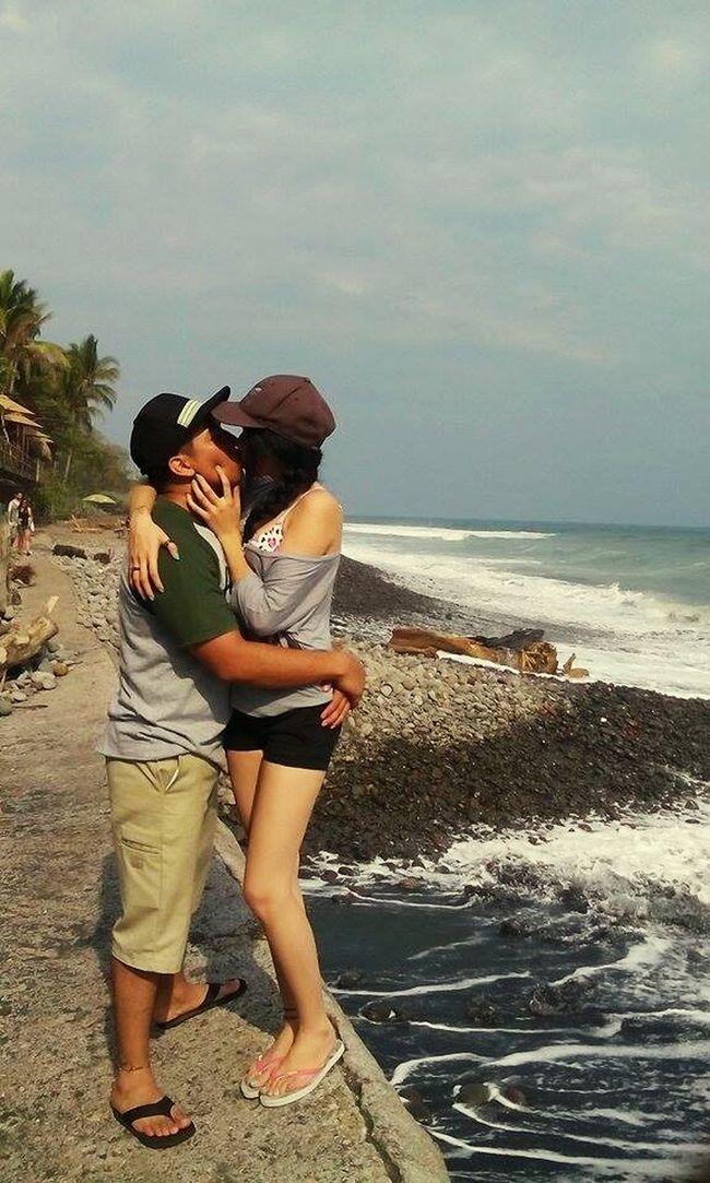 Enjoying Life Chris&cleli Teamo Catito❤ Enormemente Feli! Mi Cholo😍 Relaxing With My Love ❤ Enjoying The Sun Beach Day Donde Sea Y Como Sea💜