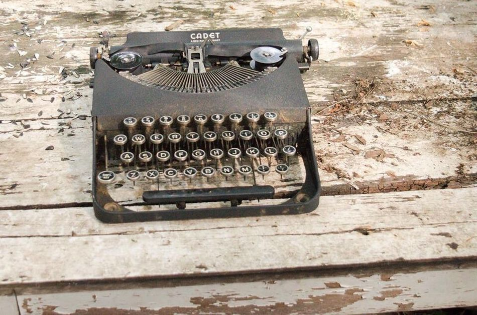 Typewriter Steampunk Antique