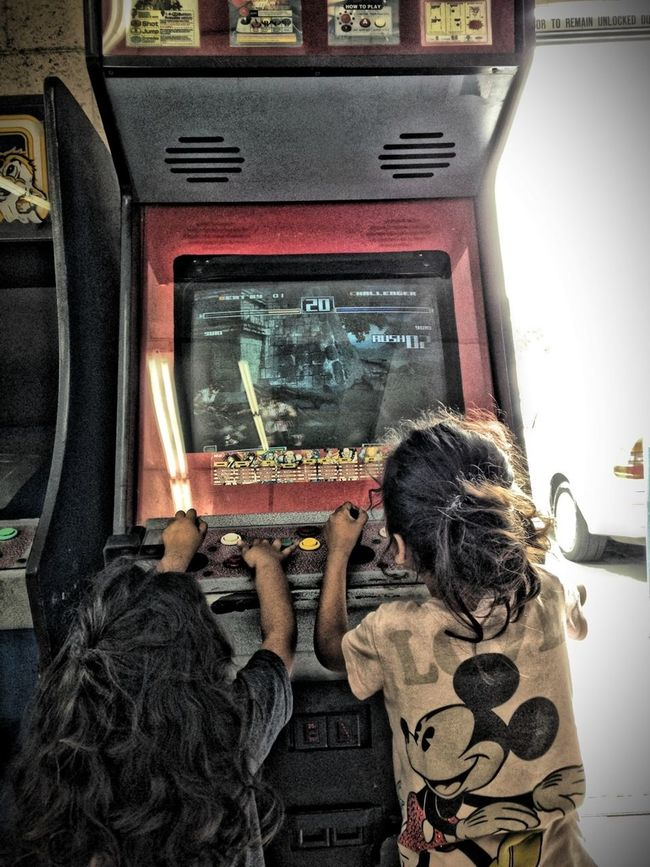 Video Games My Daughters King Of Fighters