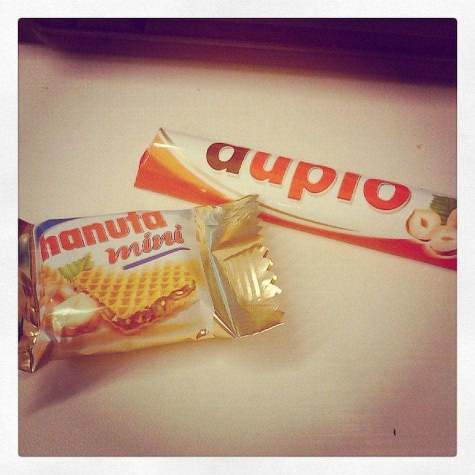 German treats from my boss! @briannaweekley did you get german treats? NOPE! Imdafavorite