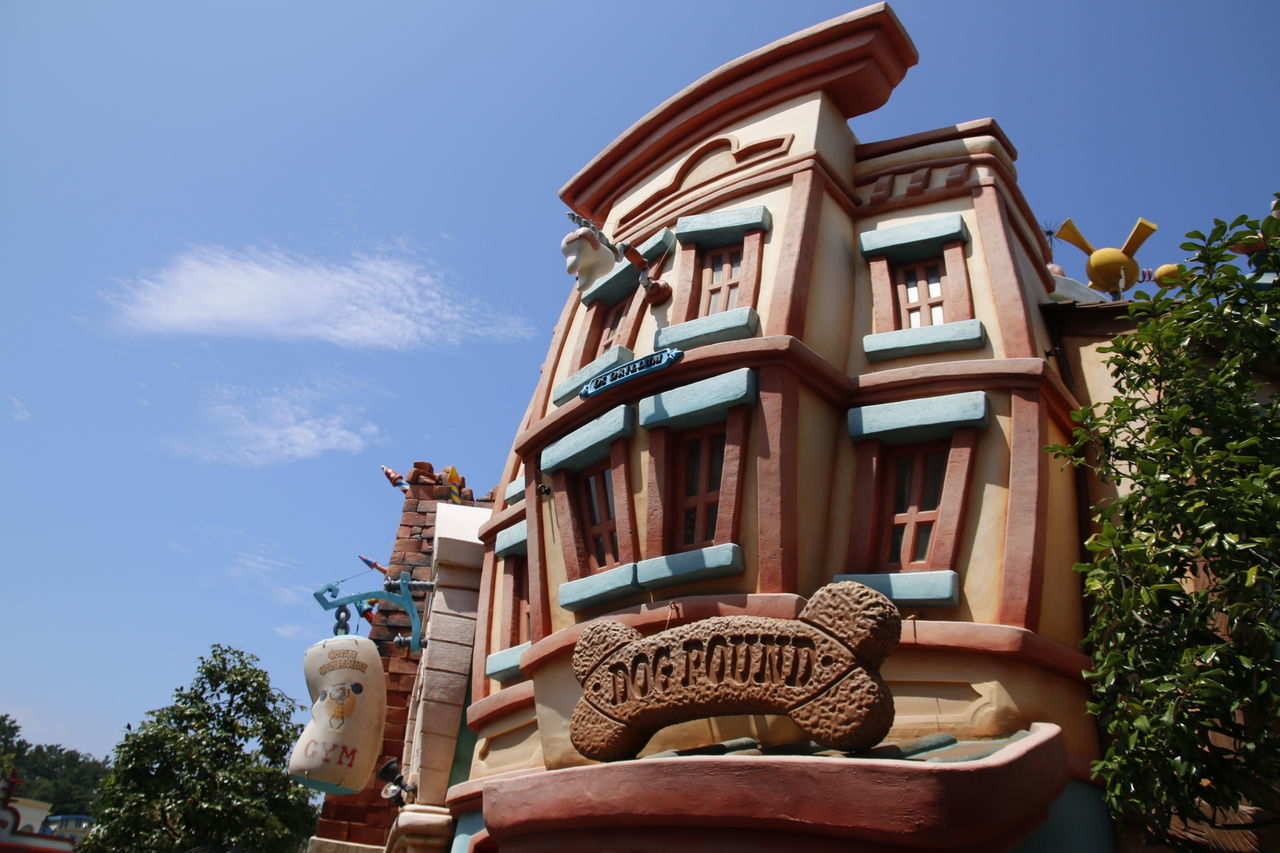 Disneyland Disneyland Tokyo Disneyland<3 Disney Disneyland Disneyland Tokyo Resort Tokyo Disney Land Tokyo Disney Land Tokyo Disneyland Architecture Day Wood - Material Building Exterior Outdoors Built Structure Sky
