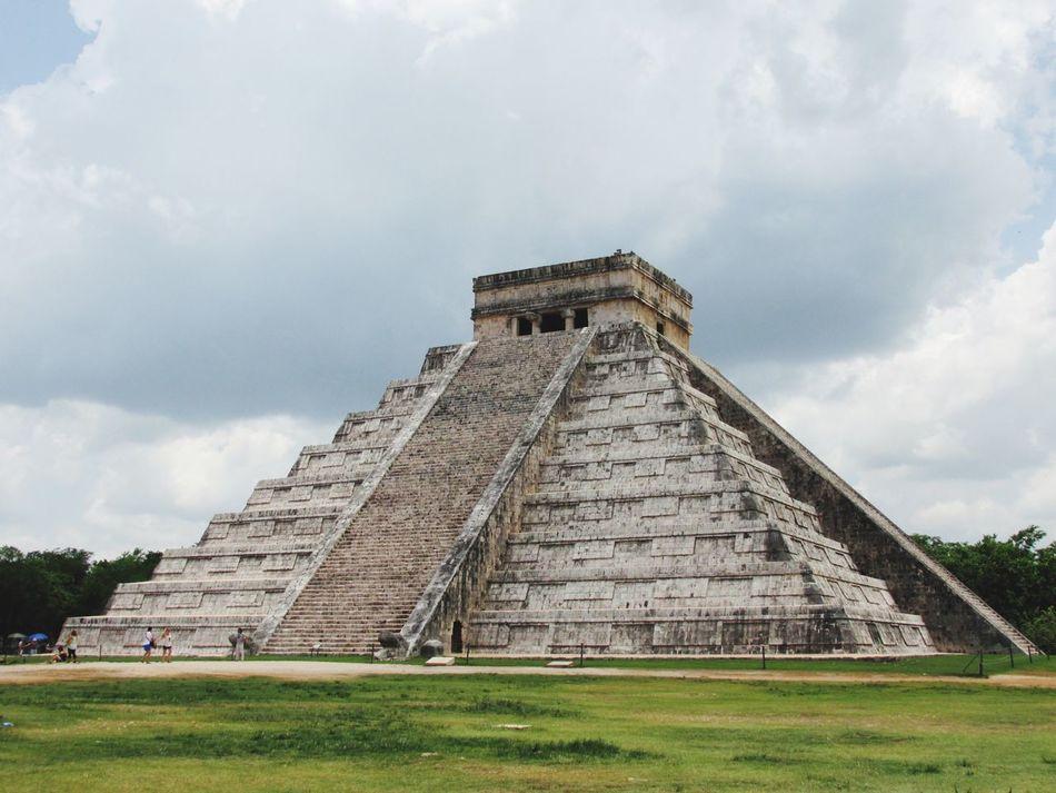 Chichen Itza Yucatan Mexico Beautiful Piramide Zona Arqueológica Zona Maya 2016 Freshness Mexico Vianeycarre Incredible