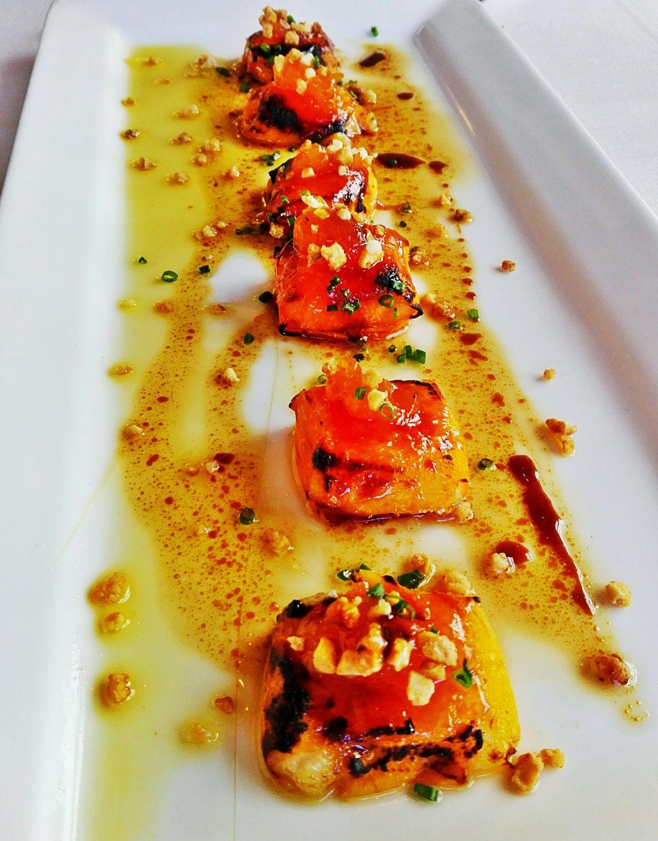 Pumpkin ravioli Food And Drink Foodporn Foodphotography Delicious Temptation