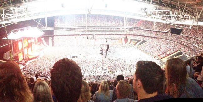The Fan Club Edsheeranconcert Wembley Stadium