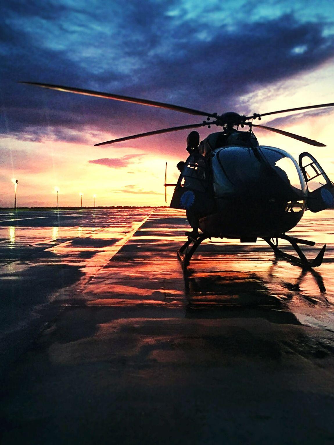 Lucky we live here. Guam Aviation Outdoors Sunset Night Flights Guam ANG Lucky We Live Guam GUdlife GUAM..a Place I Call Home Where America's Day Begins Lakota Aviation AFFB Army Aviation Army National Guard