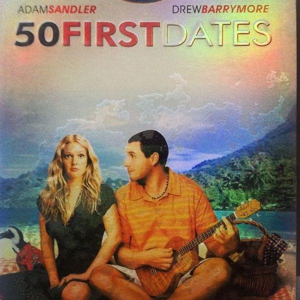 I loooove this movie! ??? 50FirstDates AdamSandler MOVIE Favorite