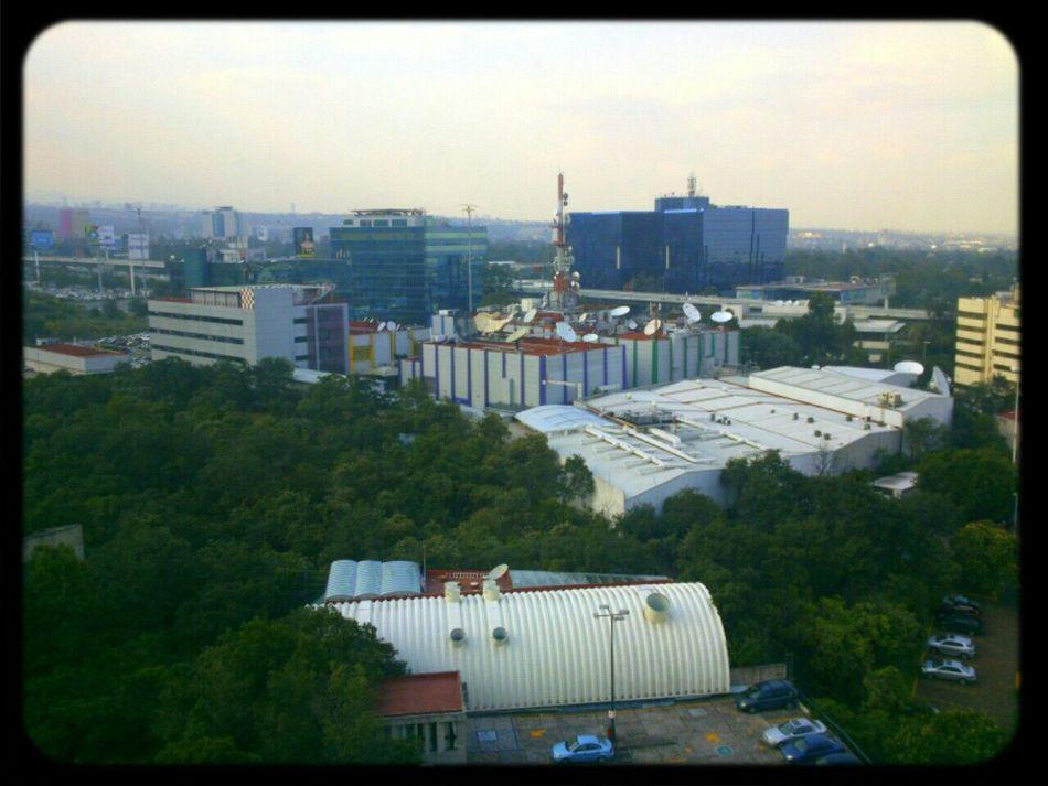 la vista en lo alto... Work FCE Landscape