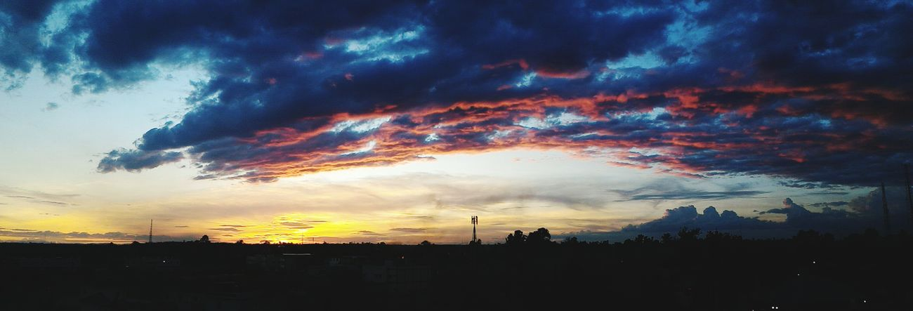 Sunset_collection Clouds And Sky Sky Sunset Clouds New Talents Best EyeEm Shot ExploreEverything Eye4photography