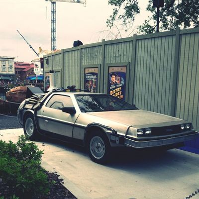 Back to the Future in Orlando by April