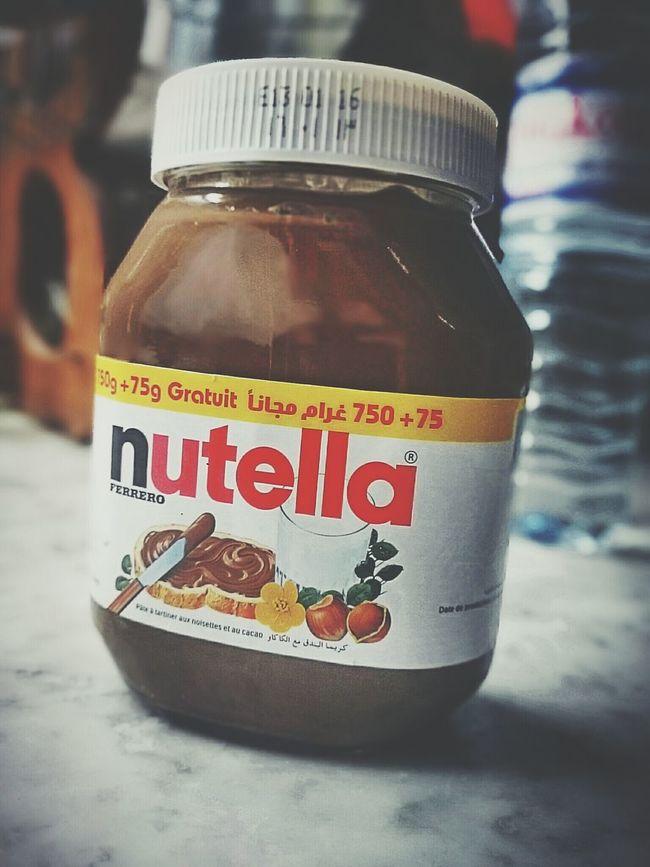 Nutella Nutella ♥ I Love Nutella Nutella - Mandel - Tartellettes Nutella Time Nutella!