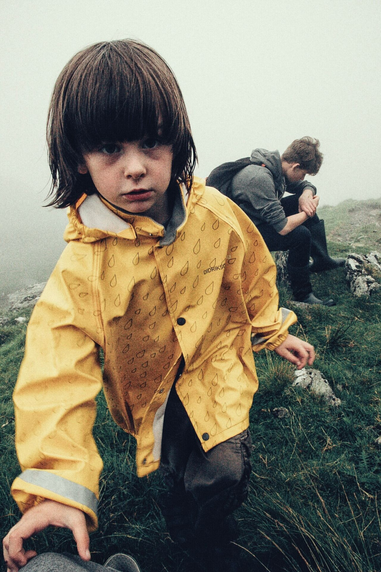 Mountain Peak No Visability Fog Cadair Idris Brothers Hanging Out Check This Out Lauraloophotography