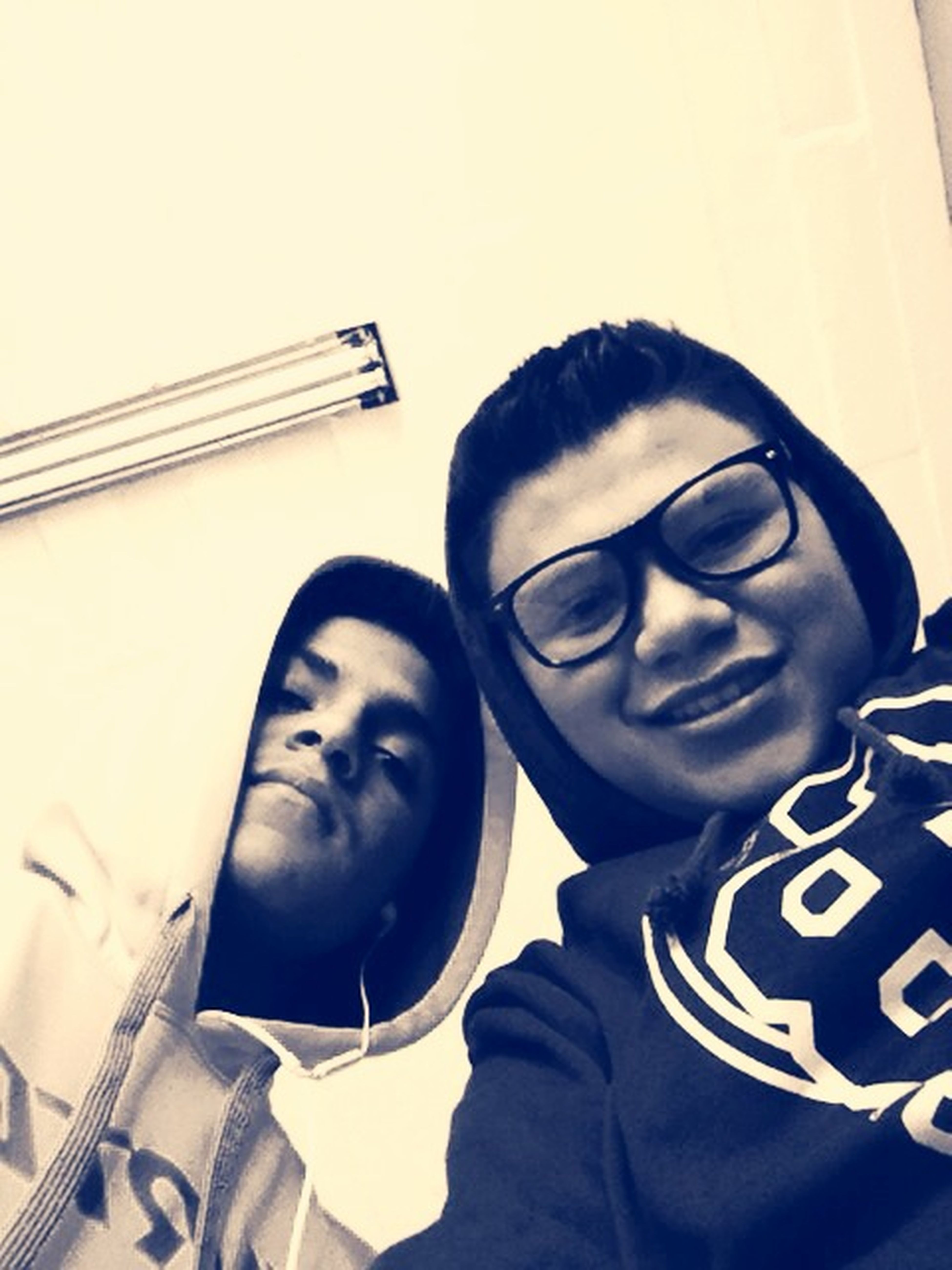 Aqui con mi amigo Daniel 😎 Chingonn