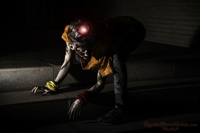 Terror Zombie Zombies  Last Day Zombie Portrait Night People Light And Shadow Nikonphotography D810 Desdelotrolado