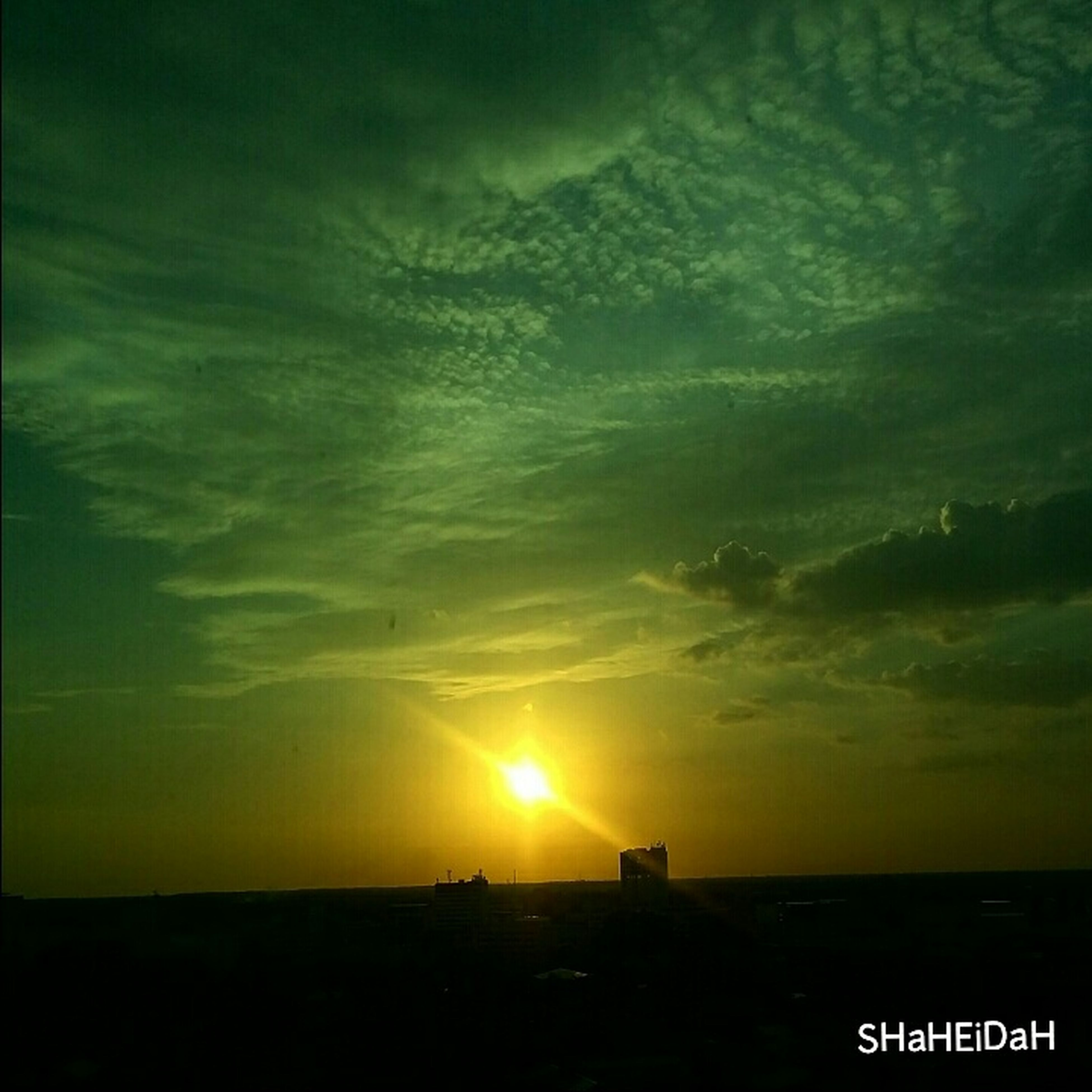 Before the sun goes down.. SubhanAllah Sunset in BP FromBPwithlove Sun_collection Sunset #sun #clouds #skylovers #sky #nature #beautifulinnature #naturalbeauty #photography #landscape