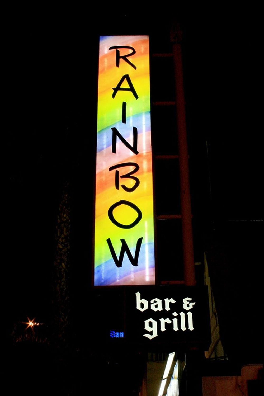 Hanging out at Rainbow Bar & Grill Hanging Out