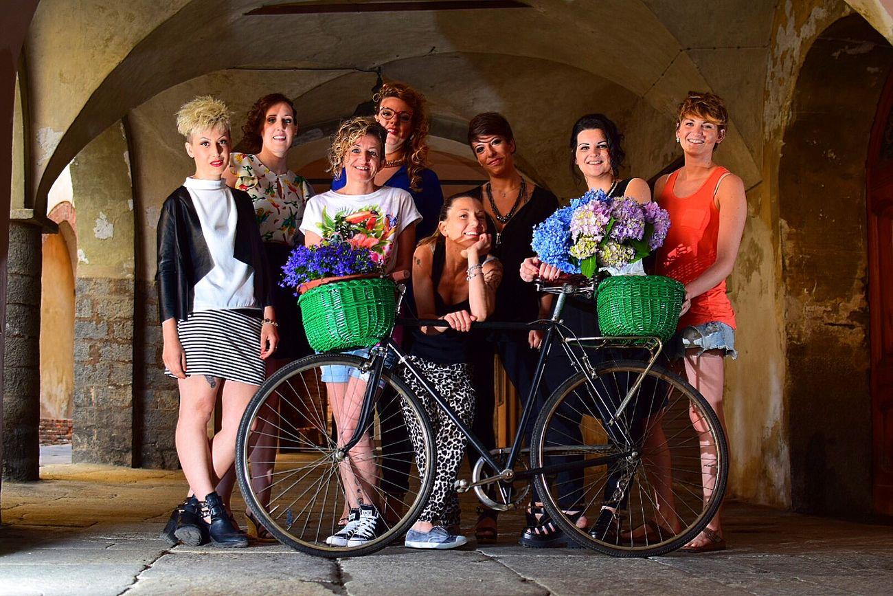 Girls Friends Biella Piazzo Ristorante Due Cuori Tondo E' Bello