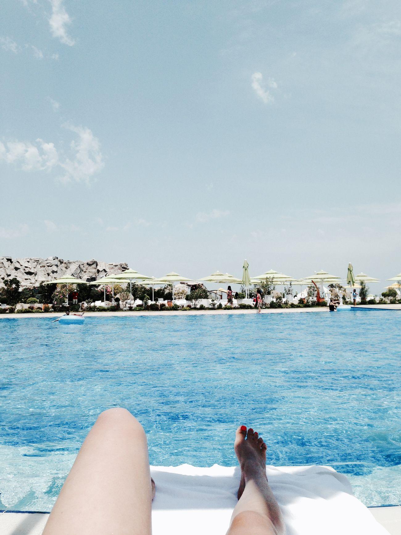 Quality Time Enjoying Life Relaxing Hello World Sunshine Enjoying The Sun Vacation Around Azerbaijan I Don't Care, I Love It ☀️🙋🏽🏊🏽😎🌞