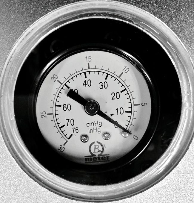 Gauge Number Close-up Meter - Instrument Of Measurement Speedometer No People Pressure Gauge Horizontal