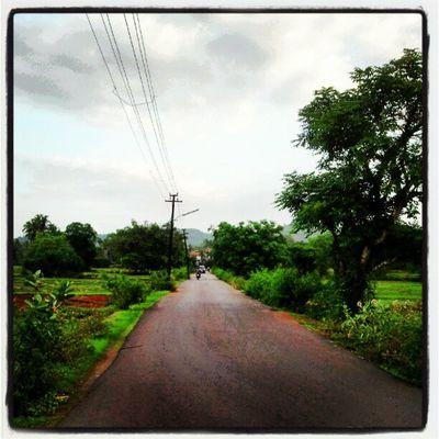 Nice Road :-) Goa I9003