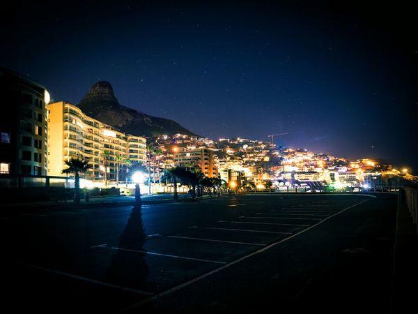 Capetown Landscape Landscape_Collection Night Night View I Love My City Night Lights