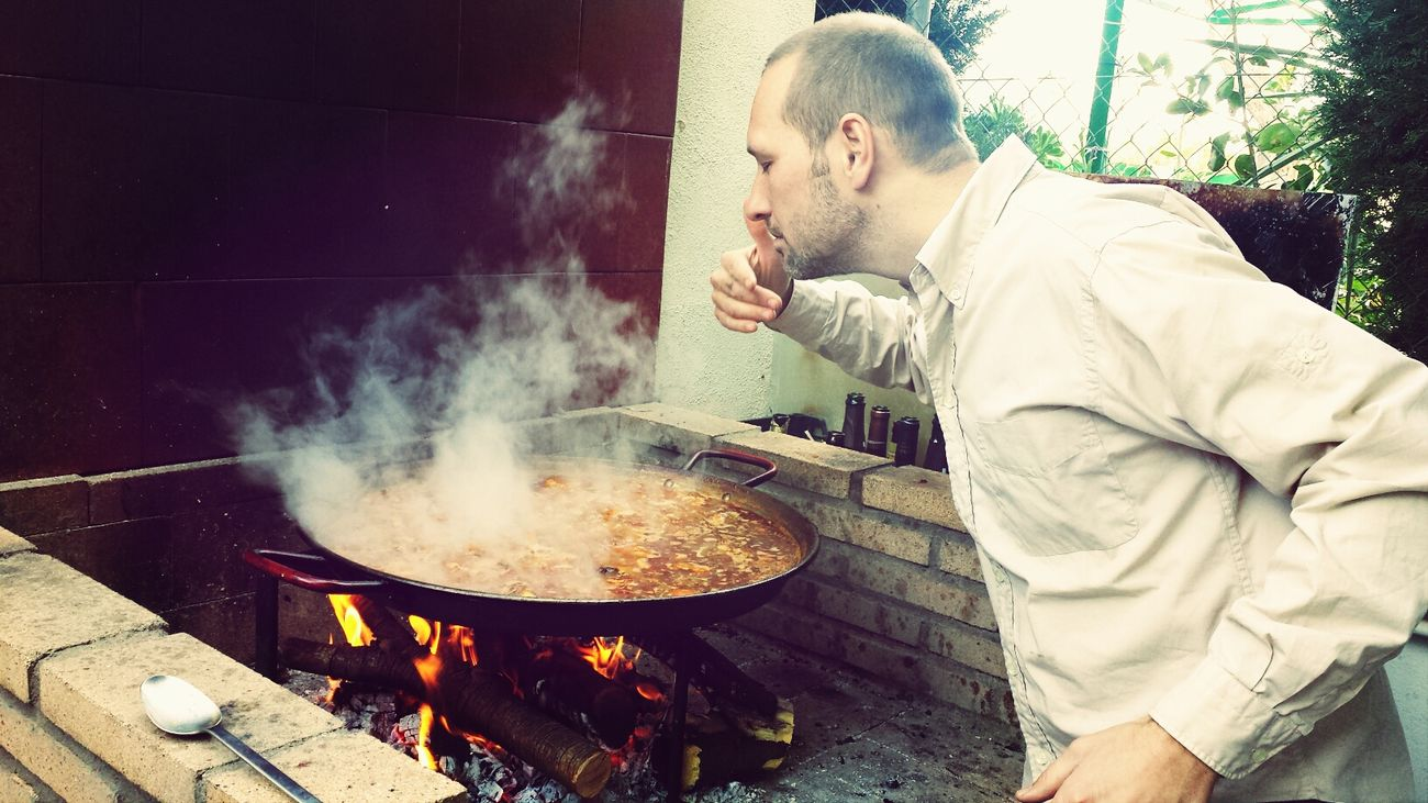 Paella! Canadian Cook