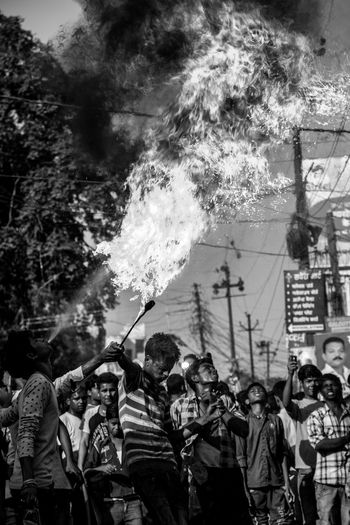 Scenes from a procession of Muharram in Lucknow, India #Mourning of Muharram is a set of #rituals associated with #Shia Islam. The event marks the anniversary of the Battle of Karbala when Imam Hussein was killed by forces of Yazid I. Festival Islam Moharram Muharram Relaxing Streetphotography The Photojournalist - 2016 EyeEm Awards The Street Photographer - 2016 EyeEm Awards Original Experiences Lucknow Pivotal Ideas Eyeemphoto Dramatic Angles TakeoverContrast Monochrome Photography Enjoy The New Normal Embrace Urban Life Be. Ready.