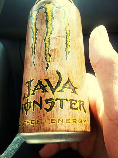 Yum yum #monster