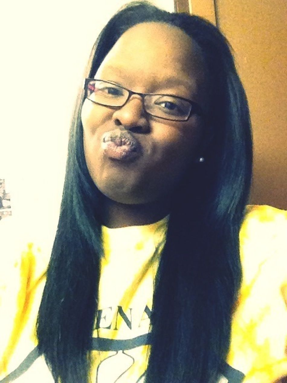 Washed & Flat Ironed My Hair Tho !