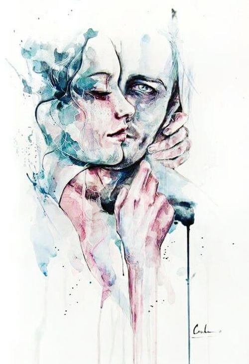 Forever Love ♥ Art, Drawing, Creativity Smile