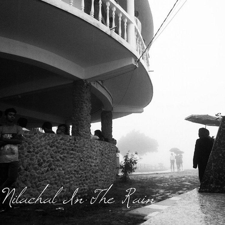 Nilachal in the rain