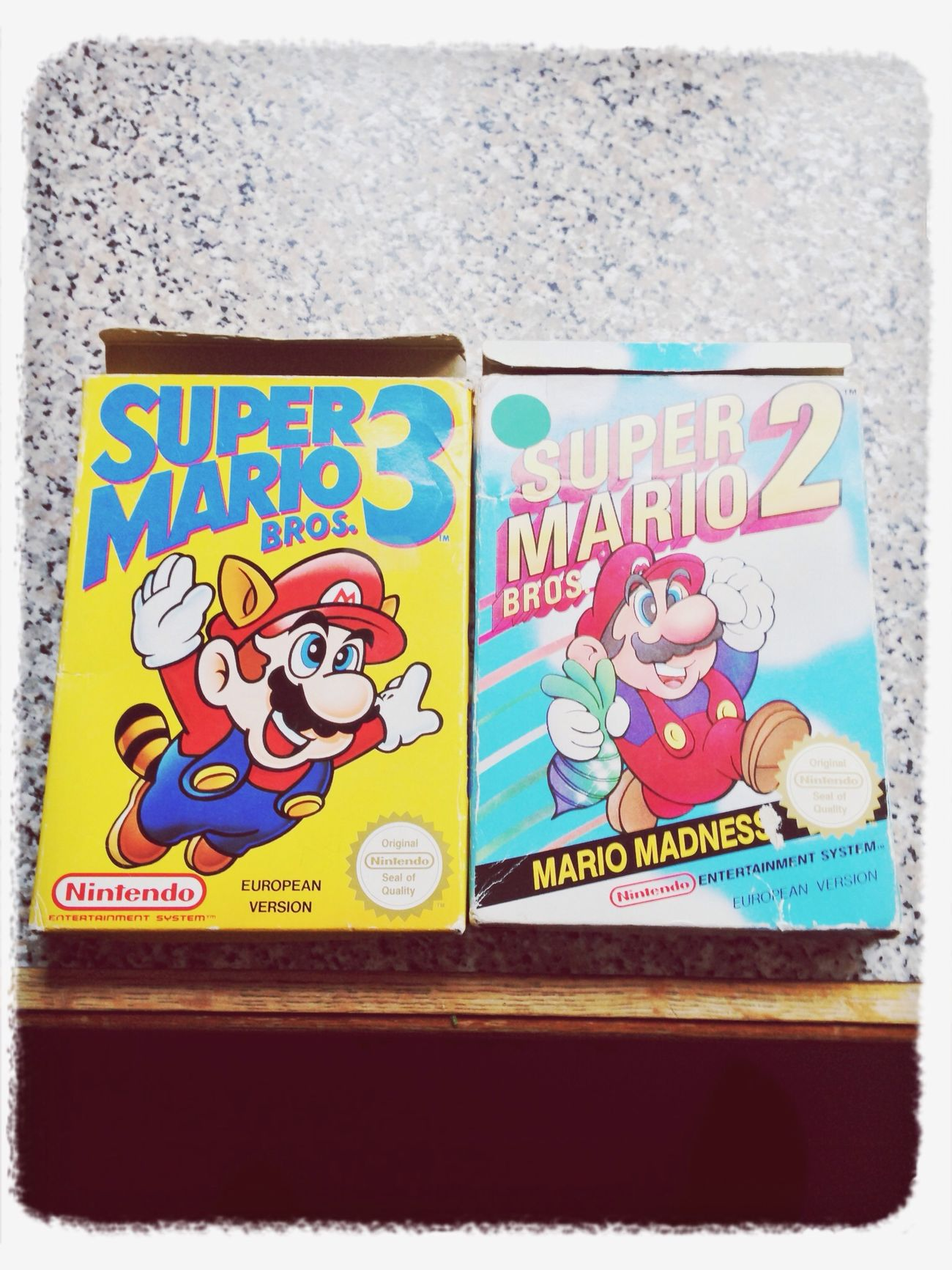My SMB collection is now complete. Nes Cib Super Mario Bros.