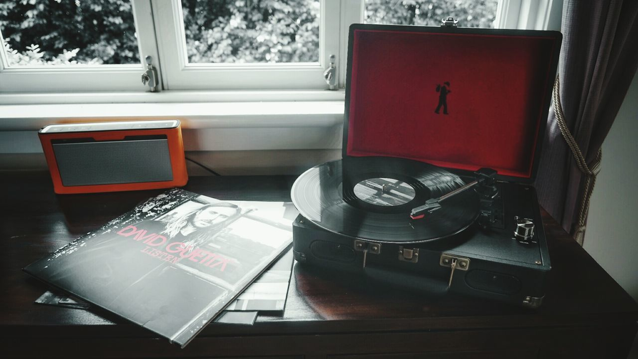 TakeoverMusic Record Player Music Indoors  No People Records