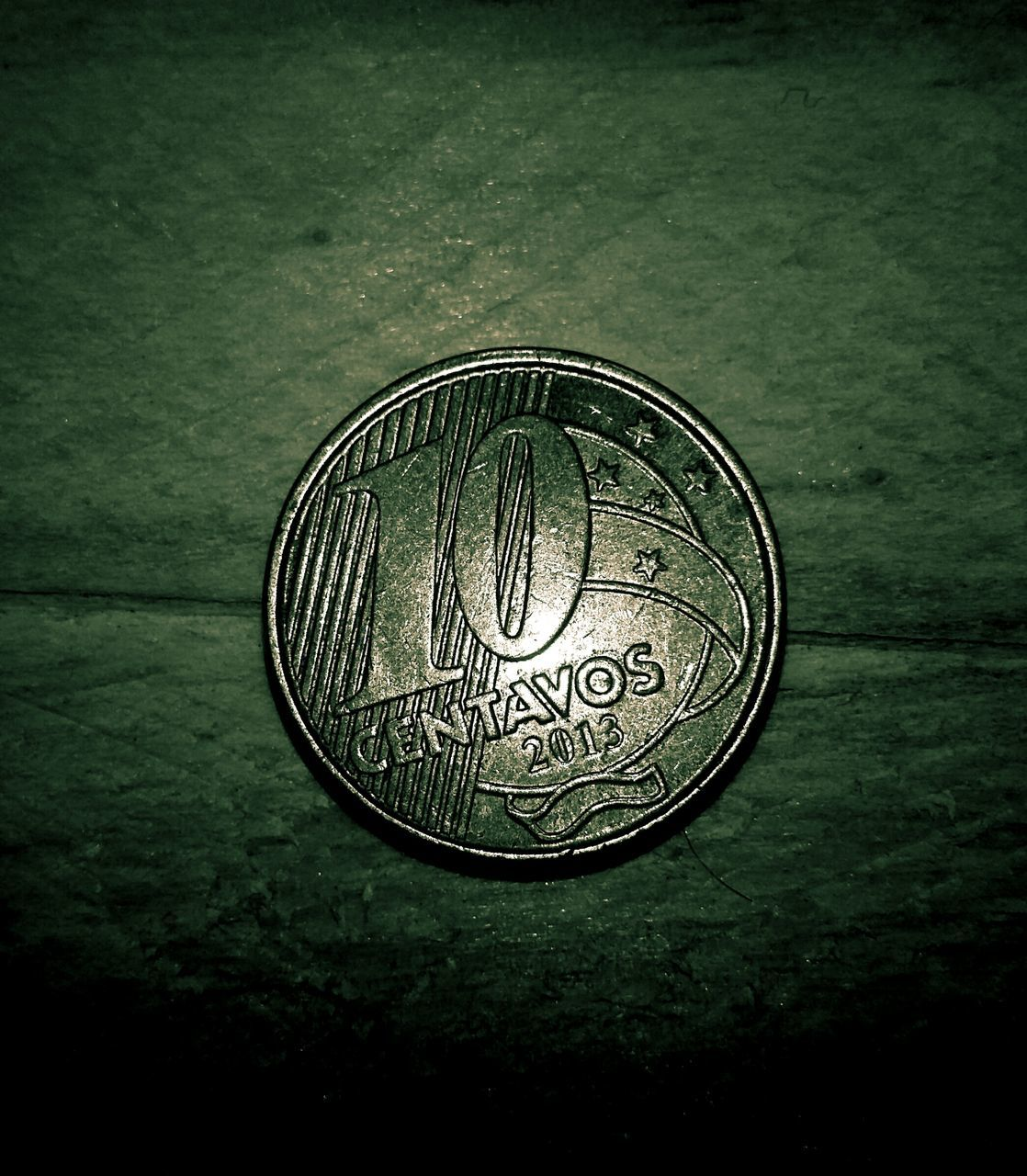 coin, finance, currency, circle, metal, close-up, no people, wealth, savings, vignette, indoors, day