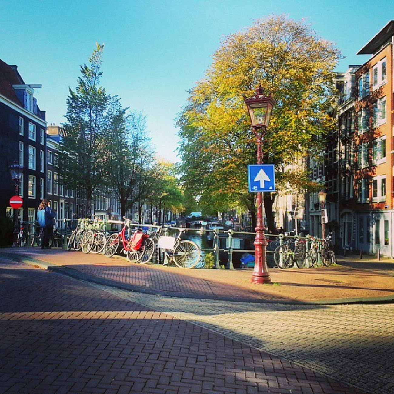 Gisteren leuk dagje Amsterdam geweest!! Amsterdam Grachten Sun Jordaan autumn