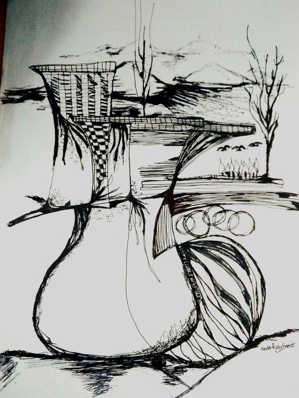 Inside Out First Eyeem Photo Secret Valuable Art ArtWork Art, Drawing, Creativity