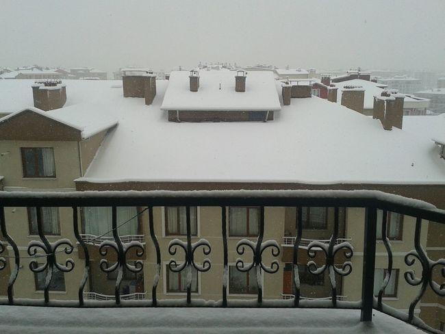 Snow ❄ Huzur Ve Beyaz Sonsuzluk..❄❄