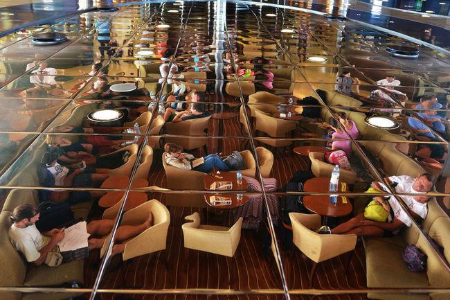 Adult Colorful Croatia Croatiafulloflife Ferryboat Korčula Long Travel Men Mirror Nikon Nikond7000 Nikonphotography Occupation Outdoors Passengers People Person Real People Reflection S Sigma Split Travel Destinations Traveling Vacations First Eyeem Photo