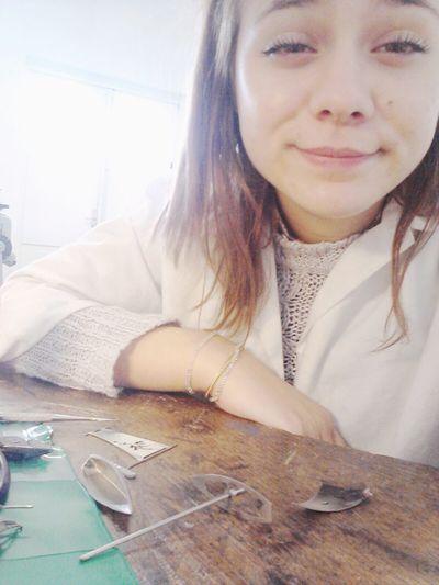 Jewellery Art Yourself Working Hard Hanmade Jewellery