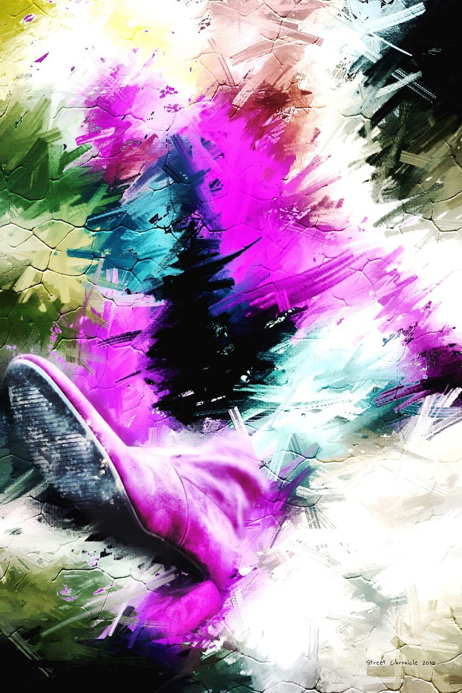 Multi Colored Abstract Paint Backgrounds Close-up Motion No People Watercolor Painting Mixing Water Day Powder Paint Outdoors Style NYC Creativity Photooftheday Artist Art Gallery Fashion Artistic Lifestyles Photographer Arts Culture And Entertainment Art, Drawing, Creativity